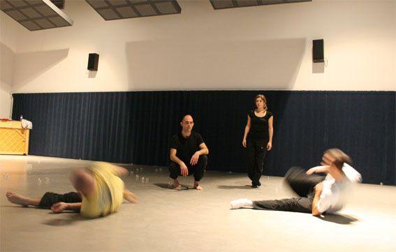 Création 2009 du chorégraphe Yvann Alexandre