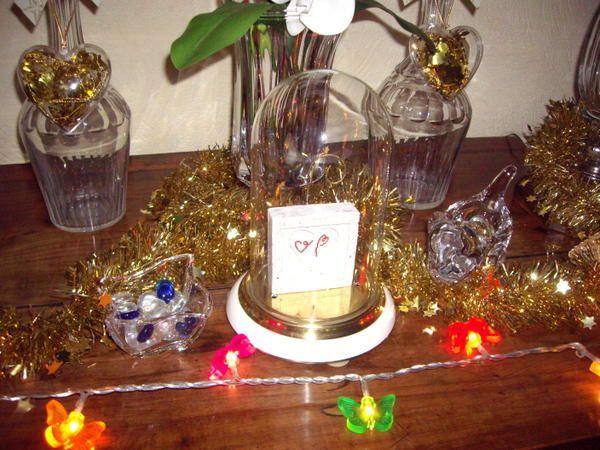Broderie, patch, déco pour célébrer Xmas
