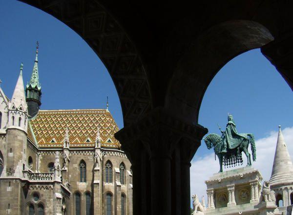 Deux tandems pour Budapest