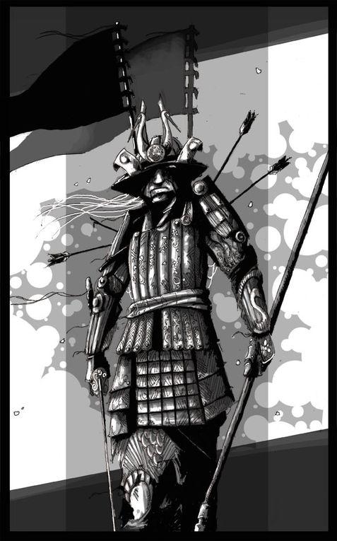 diverses illustration ayant pour thème l'asie.