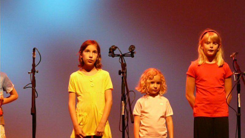 Chorales d'enfantsUltraSongpour le momentFestival organisé par Spectacul'Art