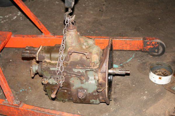une Draisine Billard à moteur Etendard 668-8