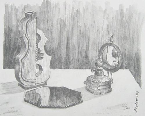 Album - DESSINS GRAPHITE