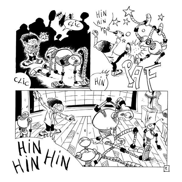 Album - Petites bd &amp&#x3B; prothèse dentaire...