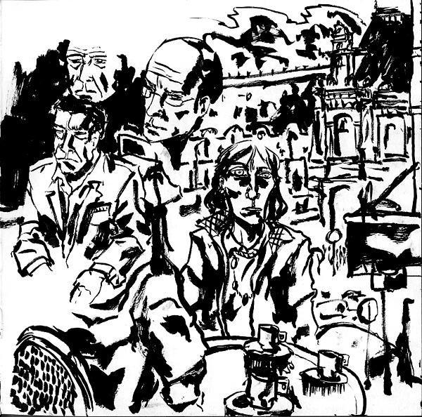 Album - croquis &amp&#x3B; prémolaire...