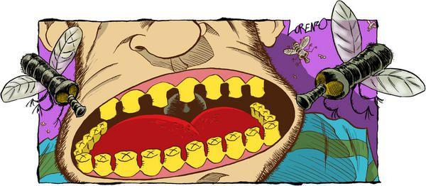 Album - illustration numérique &amp&#x3B; muqueuse dentaire...