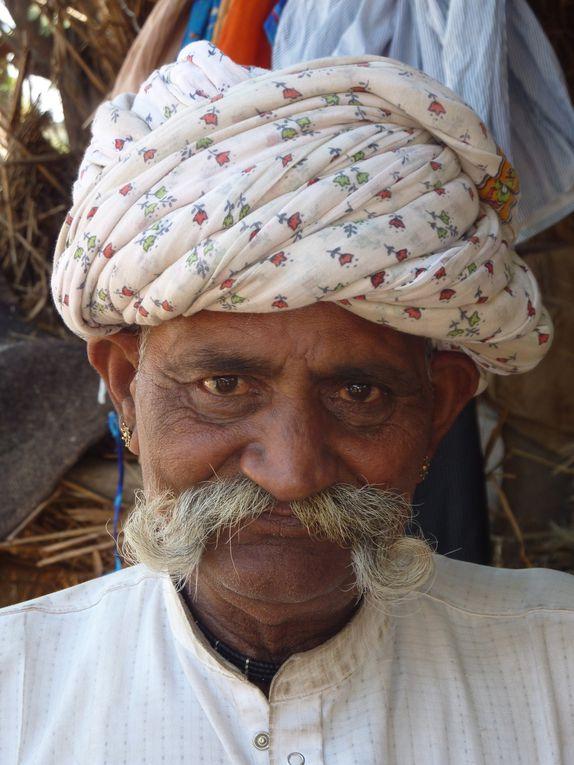 Les visages du Rajasthan