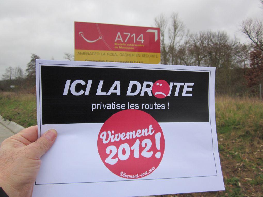 Petit inventaire des dégâts de la droite dans l'Allier