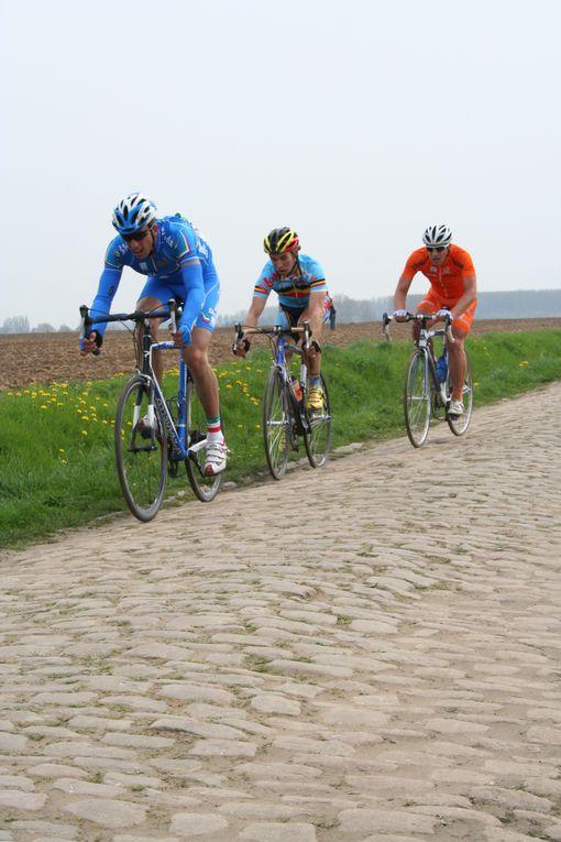 Album - Paris Roubaix Juniors 2009