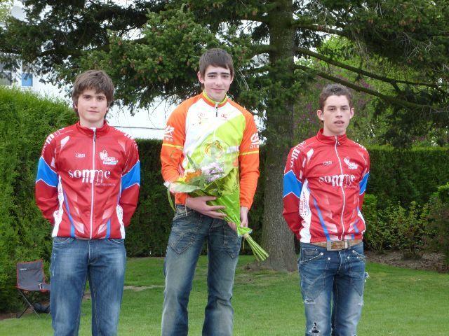 Album - Selection-Oise--Piste-Roubaix-2010