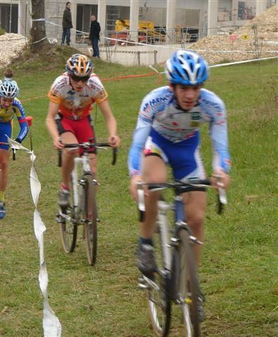 Album - Cyclo-cross Moreuil junior 2007