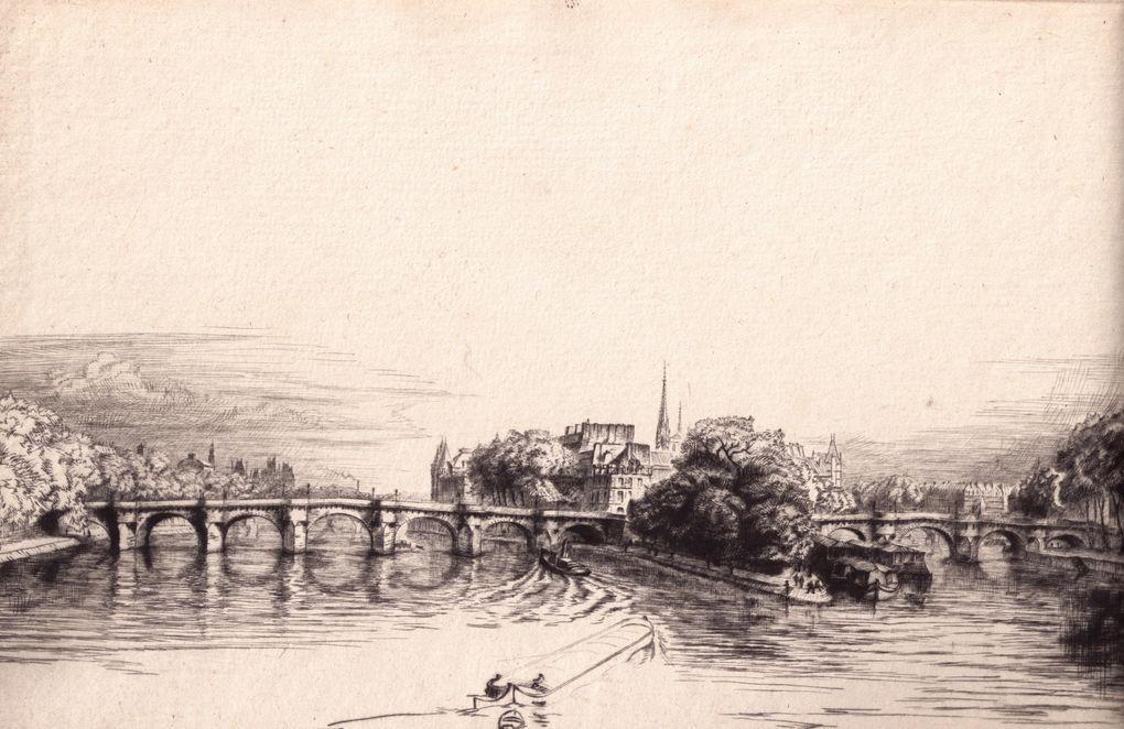 Le Paris de Maurice Achener