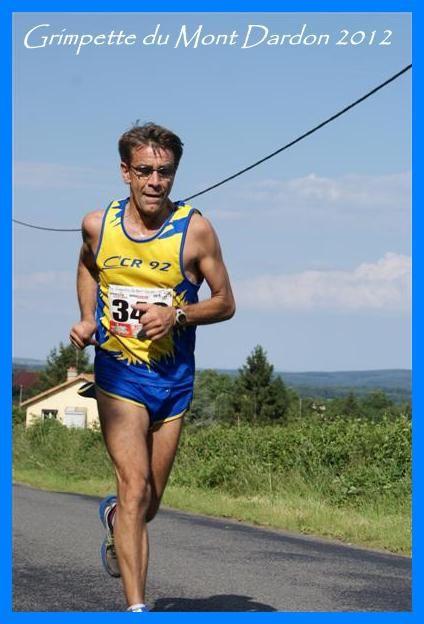 Course de 5,8km puis course de 11,5 km.