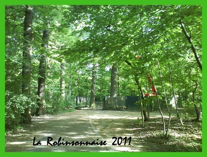 Album - LA-ROBINSONNAISE-2011