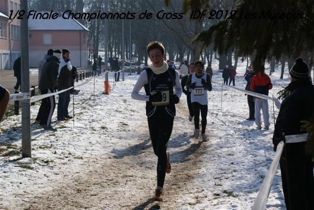 1/2 Finale Championnats de France Cross Country Ile de France 2012 aux Mureaux.