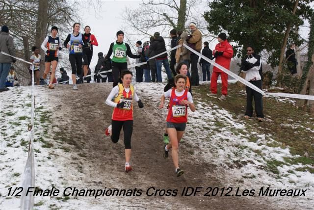 Cross espoirs seniors veteranes
