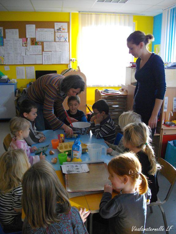 Toutes les photos de maternelle de l'année scolaire 2011/2012
