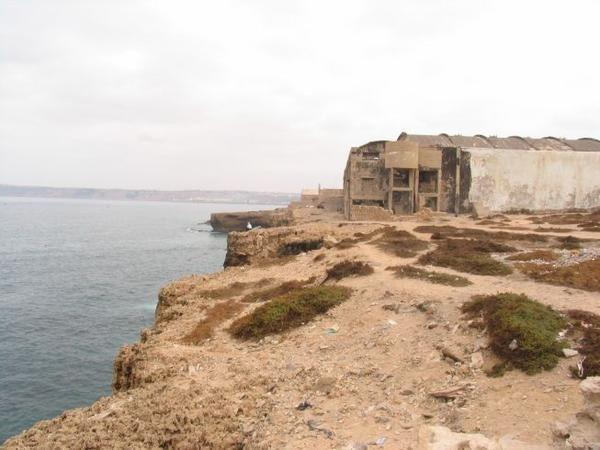 La ville industrielle (mais aussi spt de surf incontournable et très joli forteresse portugaise) de Safi. Méconnue, à tort !