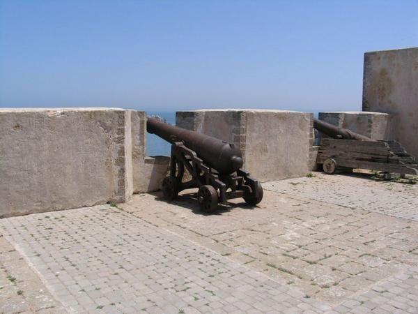 Quelques photos de la forteresse d'El Jadida