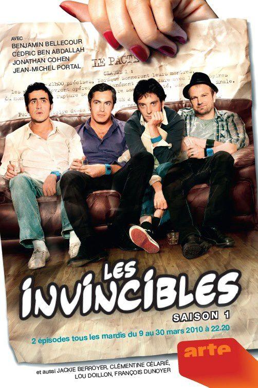 Album - Les Invincibles
