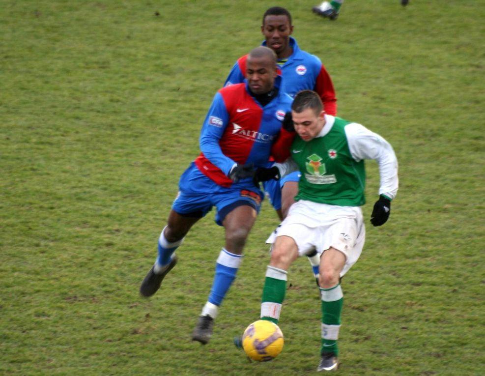 Photos des matchs de la saison 2008/2009