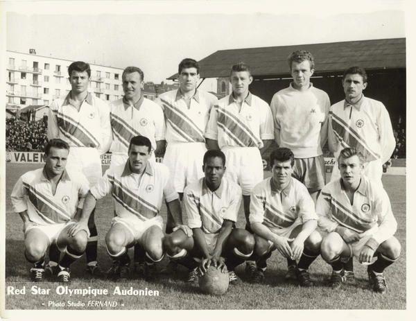 <p><strong>Revivezavec ces photos les équipes du Red Star à travers les années, de 1910 à nos jours.</strong></p>