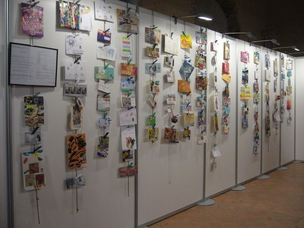 Album - 2009-Expo:L'Art Postal s'expose
