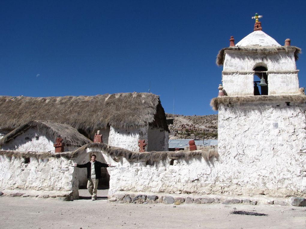 Voyage de trois jours dans la ville la plus au nord du Chili et dans l'Altiplano, jusqu'à 4.500 mètres d'altitude