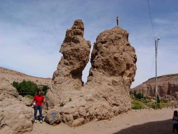 Photos du désert d'Atacama prises en janvier 2006