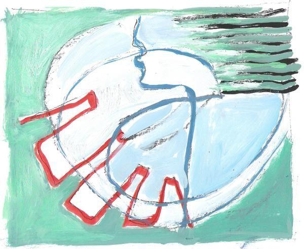 Peintures inspirees par la musique, par Jean-Francois Poussard