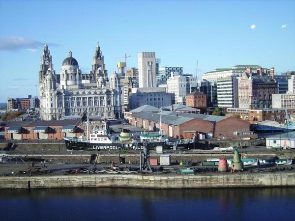 Photos prises lors de mon d&eacute&#x3B;placement &agrave&#x3B; Liverpool pour le match de la ligue des champions Liverpool-Bord&egrave&#x3B;u.