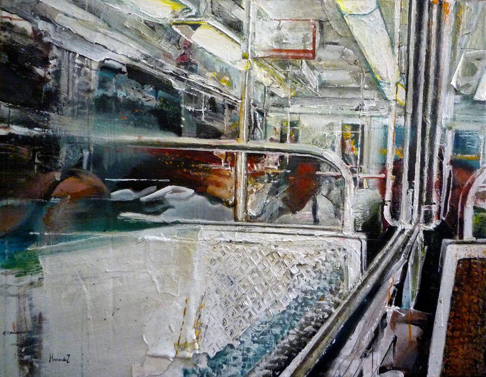 Album - paysages-souterrains_scenes-de-genre-contemporaines