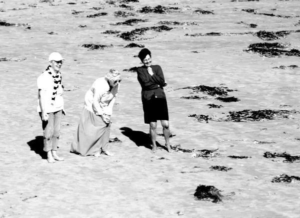 Album - Sur la plage à Larmor
