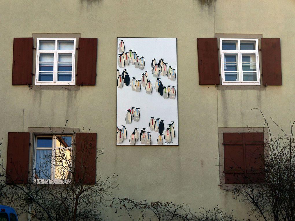Une si paisible et artistique promenade dans Ötlingen