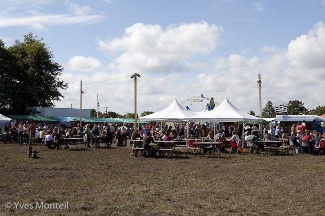 Rassemblement européen contre les Grands Projets Inutiles et Imposés (GIPP) qui s'est déroulé à Notre Dame des Landes du 7 au 11 juillet 2012 Juillet 2012 - Photos prises le 8 juillet.