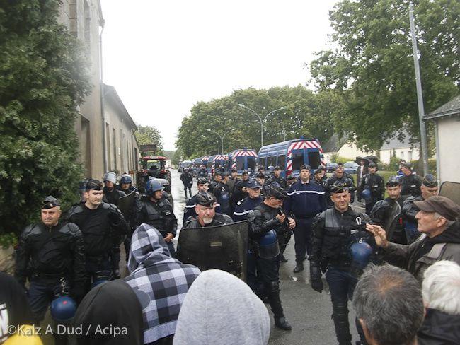 Notre Dame des Landes 21 juin 2012