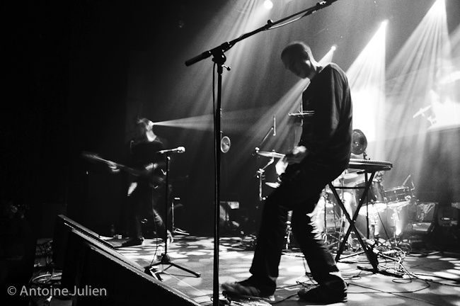 Nantes - Stereolux, le 7 avril 2012
