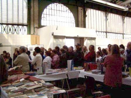 <p>Salon du livre 2007 &quot&#x3B;Ecrits et Dits'</p><p>&nbsp&#x3B;</p>