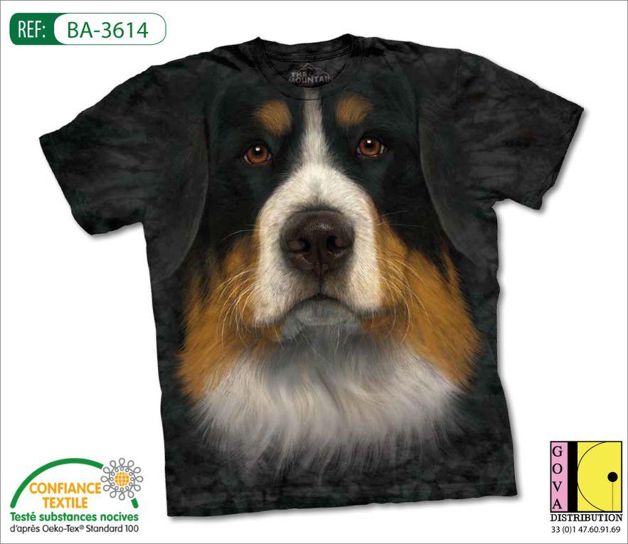 T-shirts publicitaires avec un marquage ANIMAL - Familles les chats, les chiens, les loups, les félins, les rongeurs, les oiseaux, les insectes et divers.