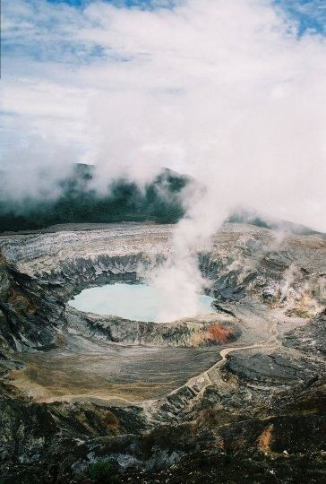 Album - volcans