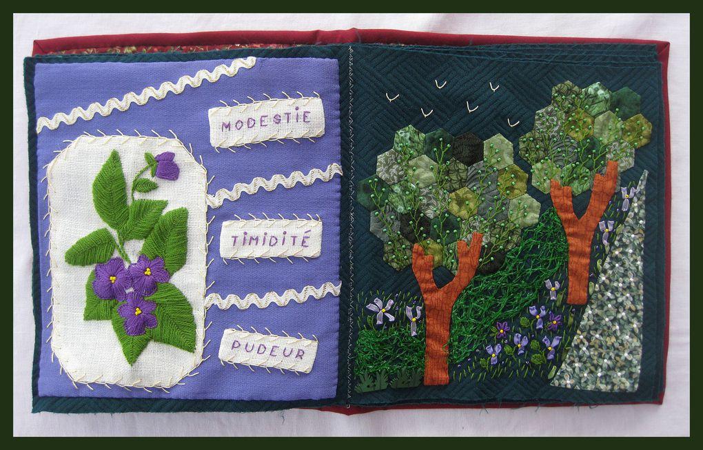 Album - Carnets-textiles
