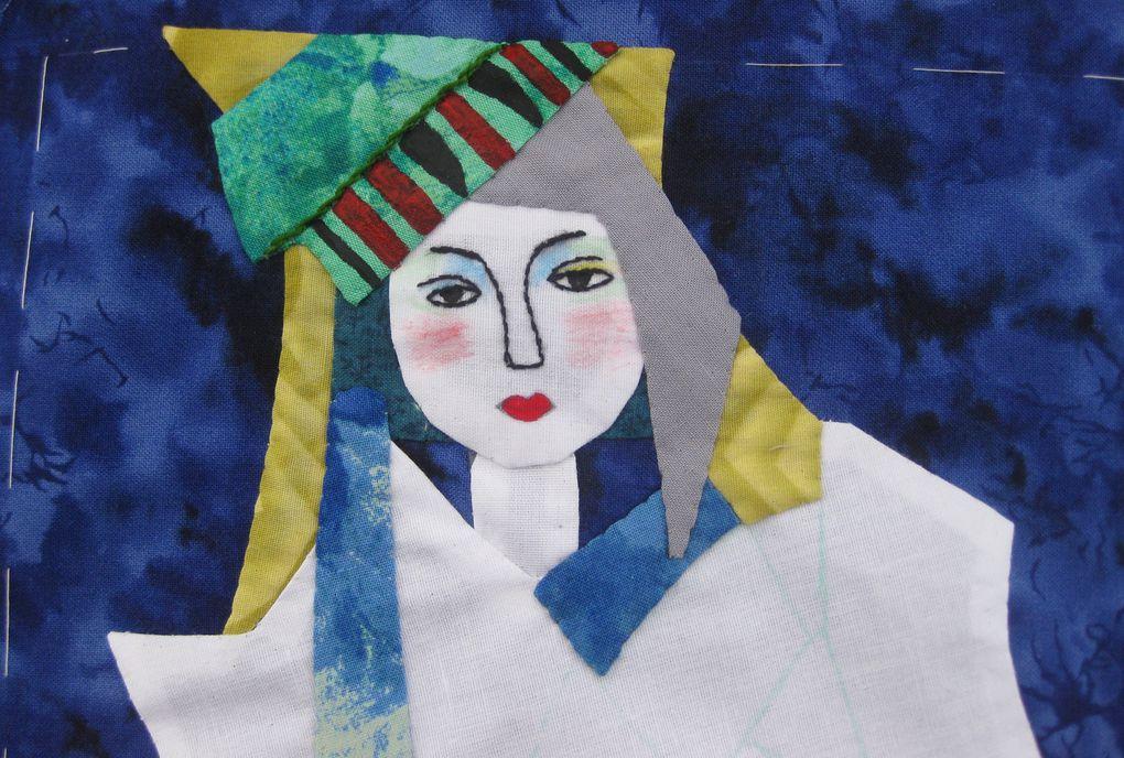 Album - Livre-textile-sur-la-peinture