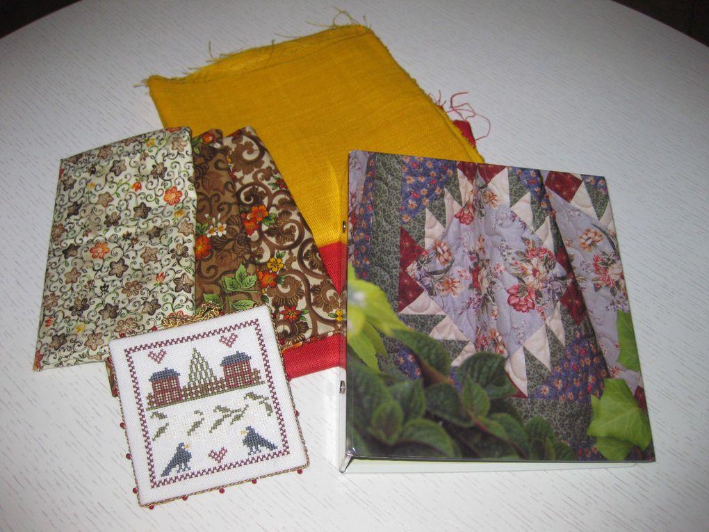 Album - cadeaux-recus