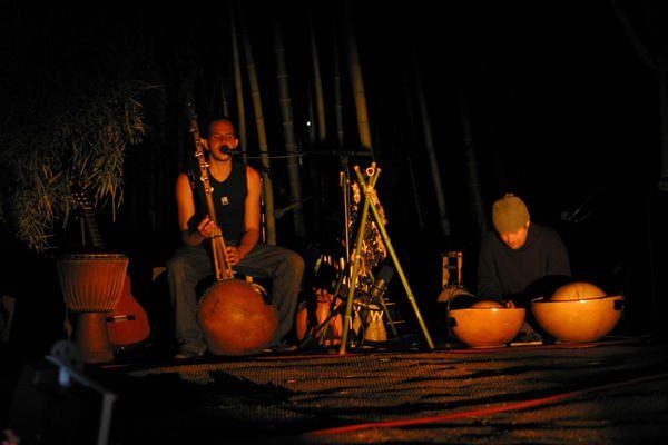Album - Bambous de souffle