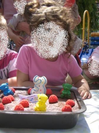 Ici vous trouverez tous les anniversaires que l'on a pu faire avec les bouts de choux