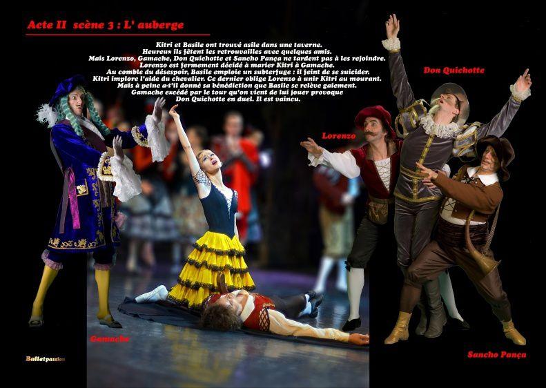 Les ballets russes ont intégré à leur spectacle Lyonnais les jeunes danseurs de 6ème et 5ème CHAD du conservatoire !