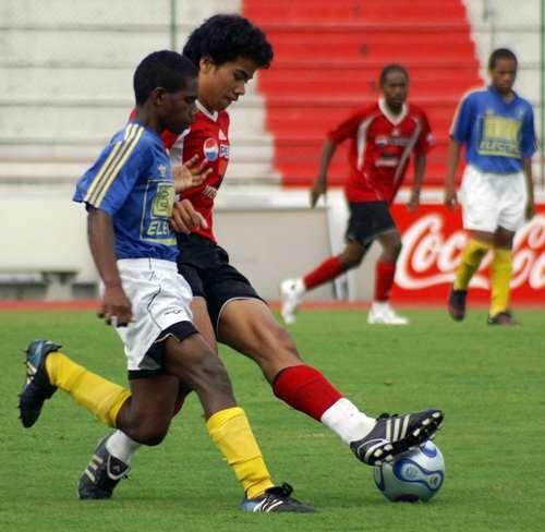 U15 champions de Nouvelle Calédonie saison 2008-2009