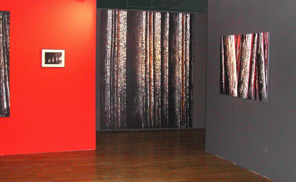 exposition a la mairie du 6eme arrondissement, septembre 2005