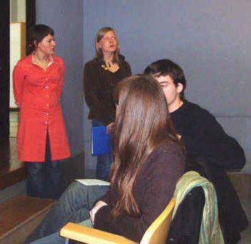 Voici quelques photos prises lors de la journ&eacute&#x3B;e de remise du Prix Amphi, le jeudi 16 novembre 2006.