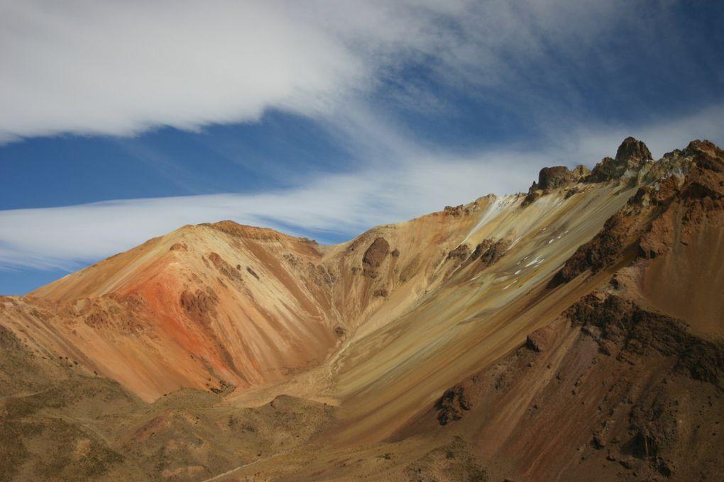 Titicaca, Salar Uyuni, Trek Cordillère des Andes, Huayna Potosi